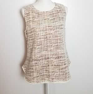《W5》 Anthro tweed blend shell
